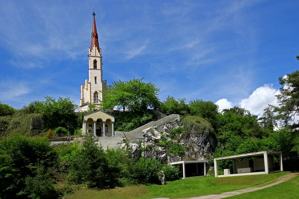 Wallfahrtskirche Maria Locherboden