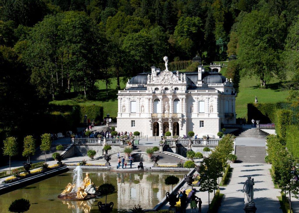 Schloss-linderhof © Bayerische Schlösserverwaltung