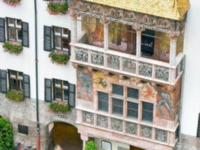 Goldenes Dachl ©TVB Innsbruck  Roger Rovira