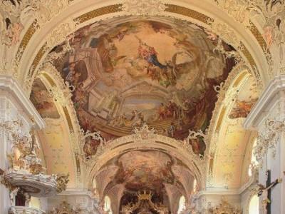 Wiltener-Basilika ©TVB Innsbruck  Monz