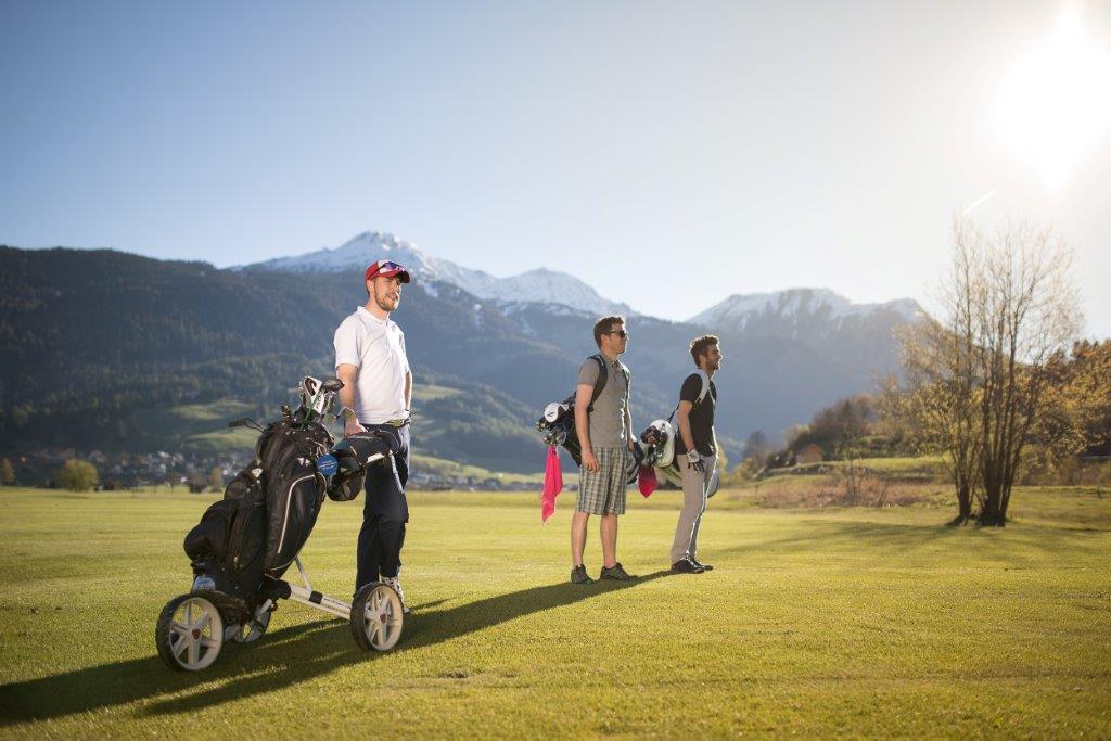 Golfen-Zugspitzarena - ©Tiroler Zugspitz Golf/Jörg Mette