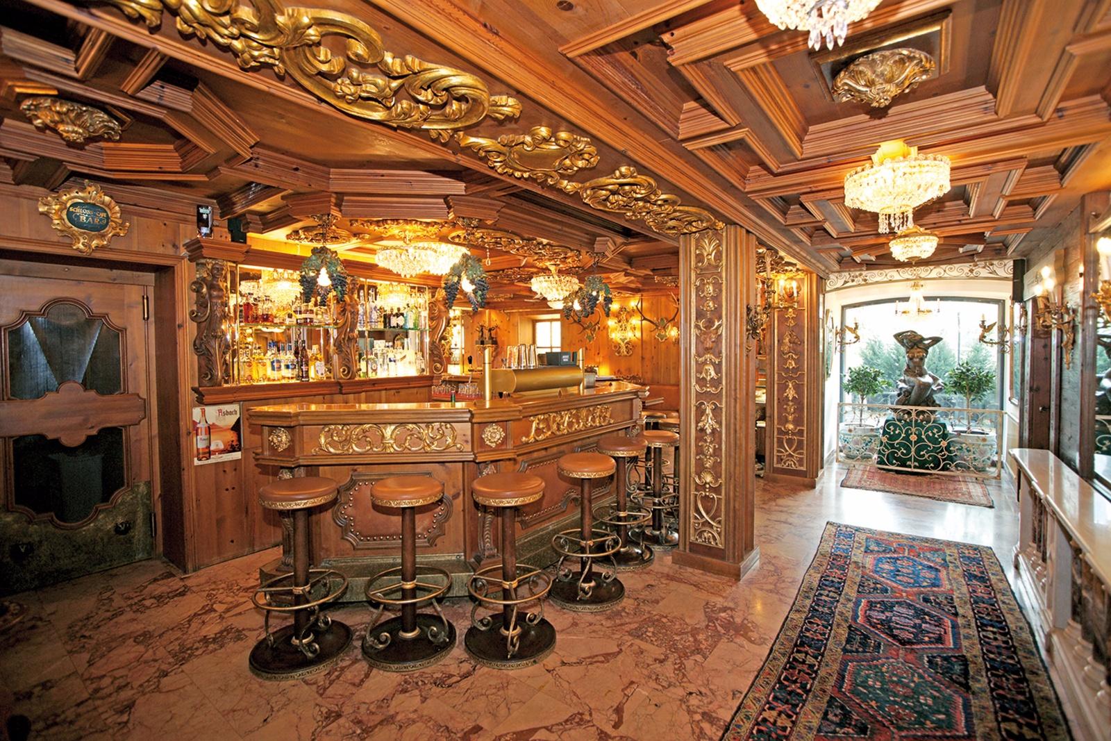 Hotel Schloss Fernsteinsee Hotelbar