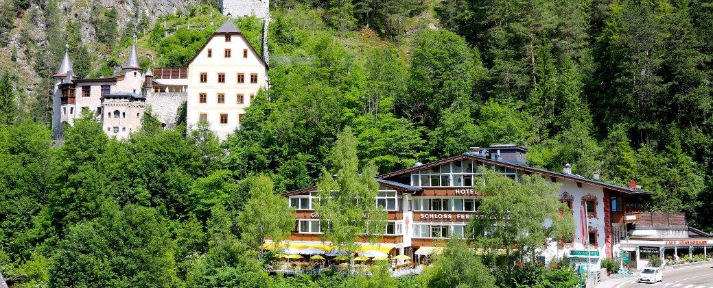 Naturresort Hotel Fernsteinse