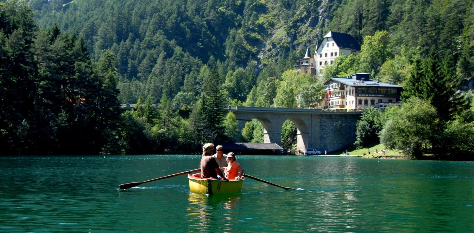 Naturresort Schloss Fernsteinsee