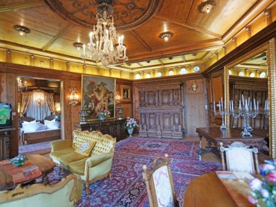 König Ludwig Suite im Schloss