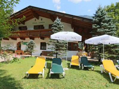 Sonnenliegen Villa Lorea Hotel Fernsteinsee