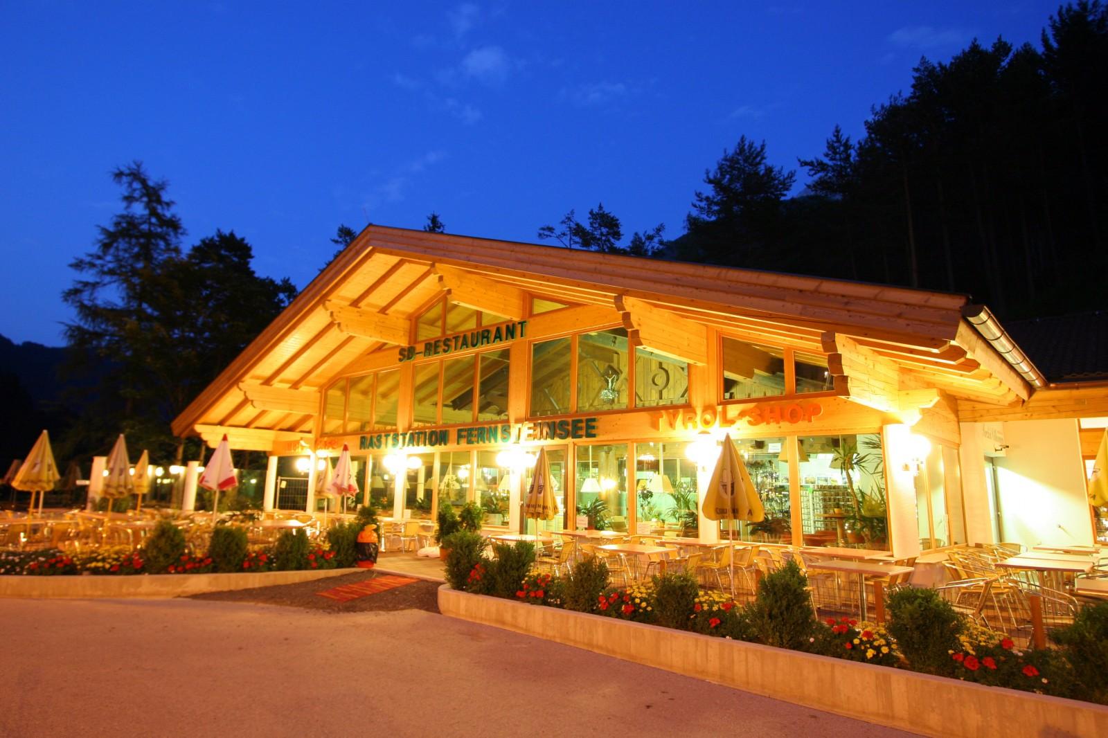 Hotel Schloss Fernsteinsee SB-Restaurant