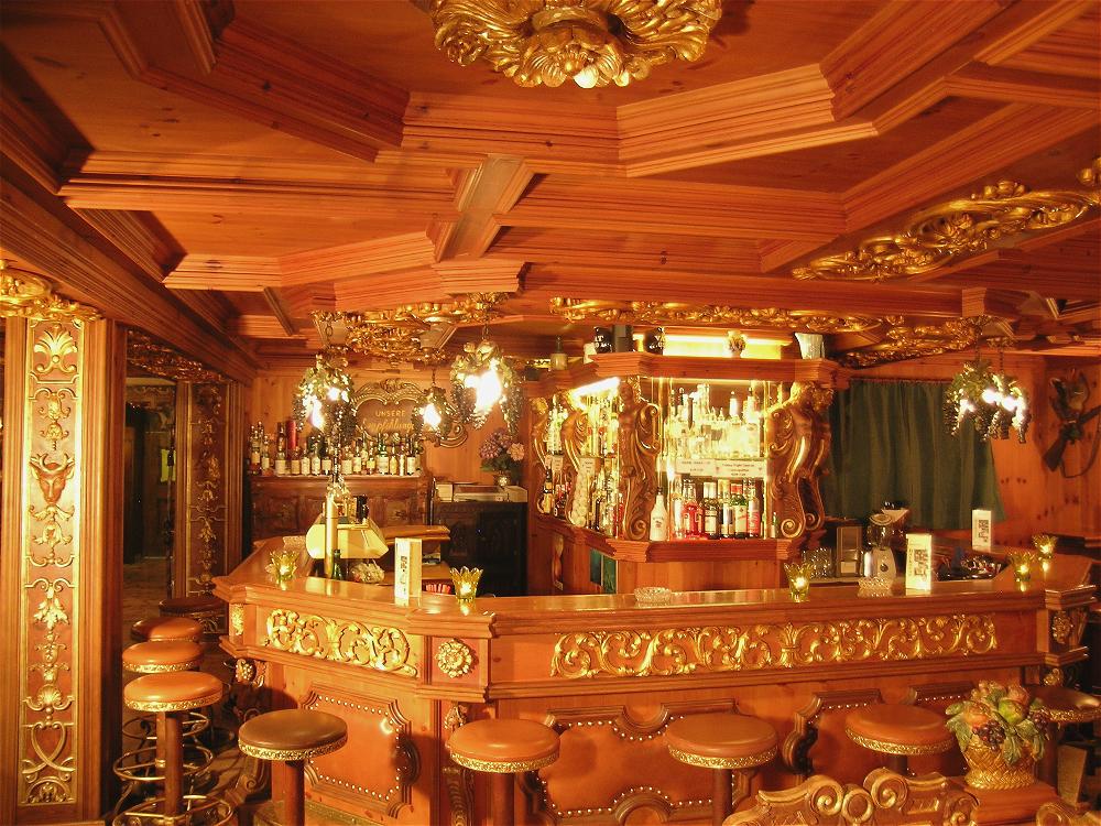 Hotel Schloss Fernsteinsee Schloss Bar