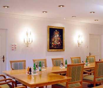 Hotel Schloss Fernsteinsee Seminarraum