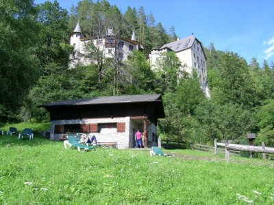 Hotel Schloss Fernsteinsee Kompressorhaus