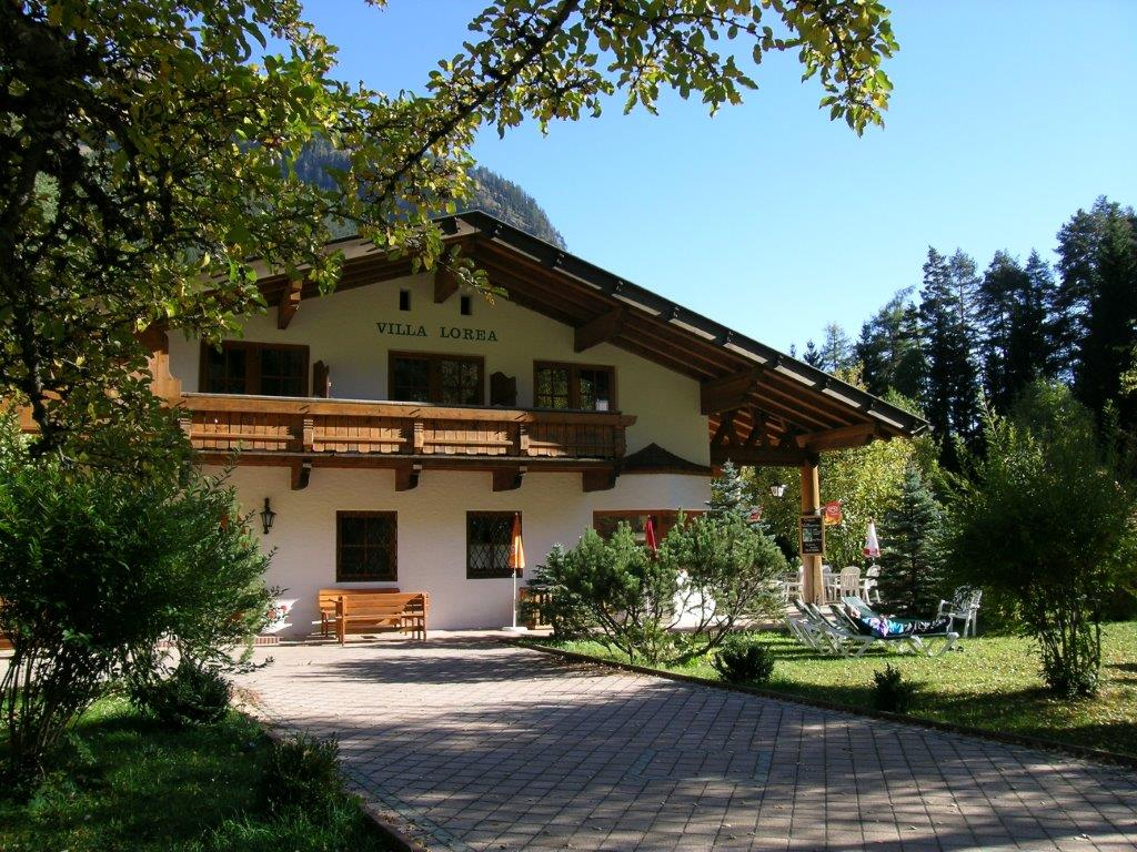 Hotel Schloss Fernsteinsee Villa Lorea Sauna