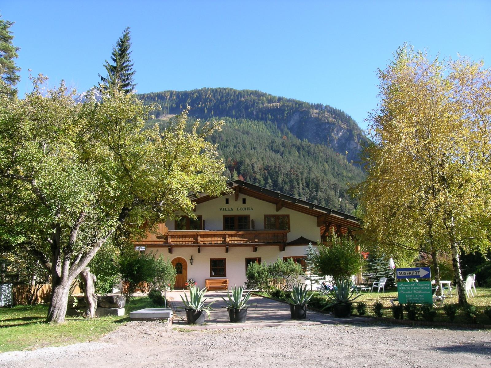Hotel Schloss Fernsteinsee Villa Lorea